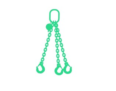 3-Leg Chain Slings | Group Science