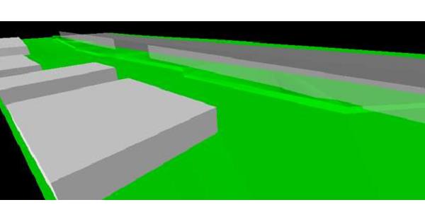 Road traffic noise 3D model