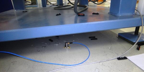 Machine vibration measurement