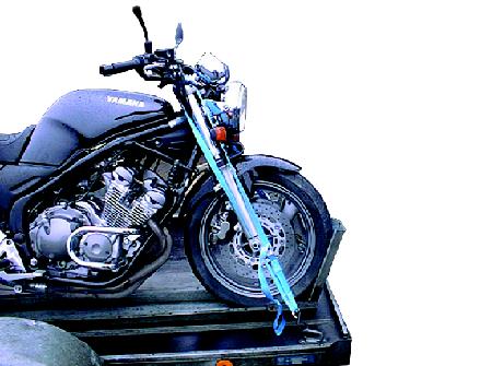 Ιμάντες προσδεσης μοτοσικλετών