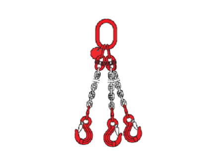 Lifting chains and accessories