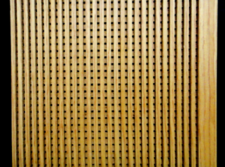 Sound absorbing Panel